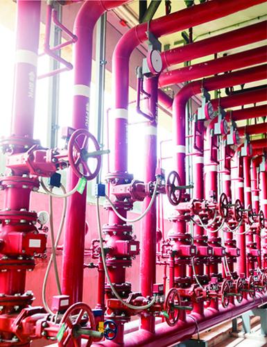 消防设施工程设计与施工